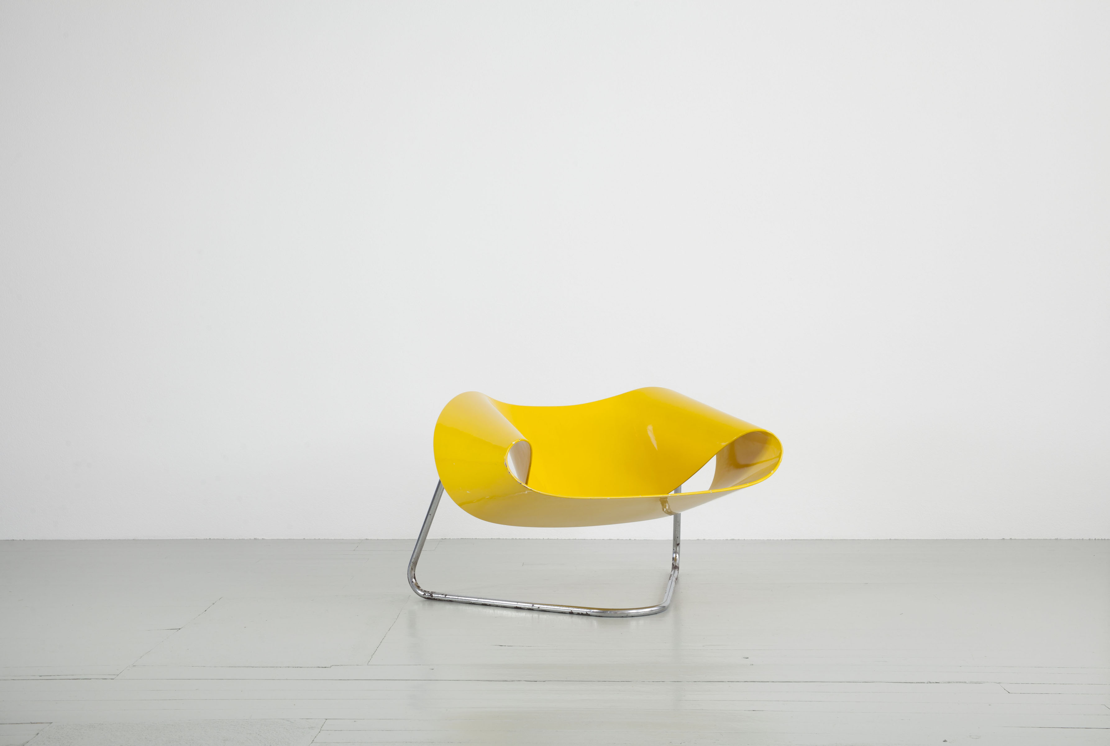 ribbon chair model no CL9, Franca Stagi and Cesare Leonardi
