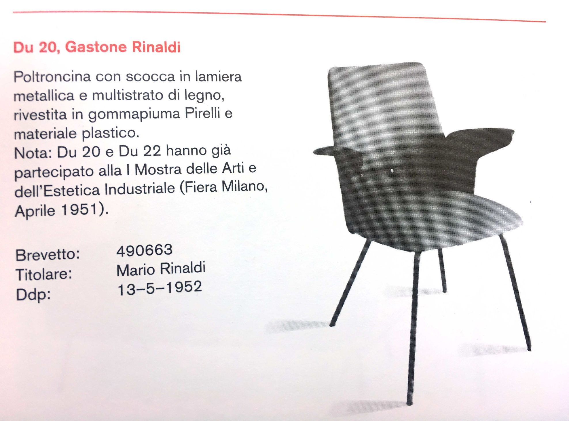 [Translate to en:] Gastone Rinaldi DU 20 Rima